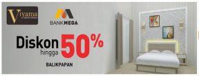 Diskon Hingga 50% di Viyama Interior Solutions dengan Kartu Kredit Mega
