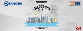Terbang Gratis ke Singapura dengan Kartu Kredit BRI Business Card