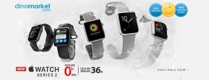 Cicilan 0% Apple Watch Series 2 Hingga 36x di Dinomarket
