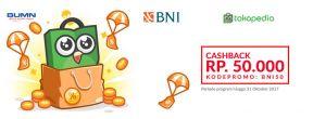 Nikmati Promo Cashback 100ribu dari Tokopedia dengan CIMB Kartu Kredit