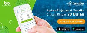 Ajukan Pinjaman Bunga Ringan dari Tunaiku, Download dan Install Aplikasi Sekarang!